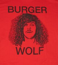 "Workaholics ""Burger Wolf"" T-Shirt Size XL Officially Licensed Comedy Central"