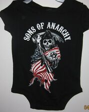 Sons of Anarchy Reaper Logo Toddler JUMPER Officially Licensed Merchandise