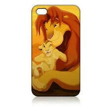 "THE LION KING ""SIMBA AND MUFASA"" Iphone 5/5G-5C-5S-4/4S Mobile Phone Case/Cover"