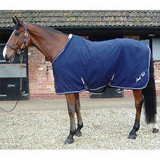 "Mark Todd Universal Sheet 5'6""-7'0"" NAVY/WHITE For stable or travelling use"