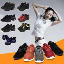 Fashion Unisex Comfy Modern Jazz Hip Hop Dance Shoes Sneakers High Quality SH25