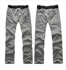 Boy's Men's Joggers Jogging Home Wear  Pants Track Suit Bottom Tie Yoga Trousers