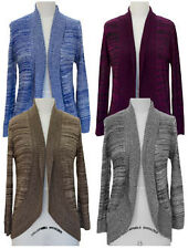 FREE SHIPPING Women PLUS SIZE Shawl Collar Cardigan PERFECT with any outfit -