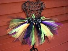 Custom Halloween Tutu NB-5t Baby Infant Boutique Outfit Toddler Birthday Costume