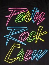 Party Rock 'Party Rock Crew' Adult Light Weight Summer Tee Party Rock Clothing