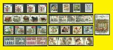 1984 All Commemorative Issues of Great Britain each Sold Separately Mint nh