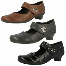 Ladies Remonte Smart Shoes D7205