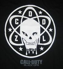 CALL OF DUTY BLACK OPS  T-Shirt Adult Tee  Licensed Activision Merchandise