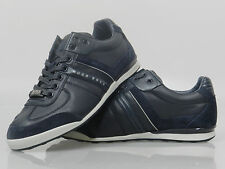 Hugo Boss Men's Sneakers Aki Navy Blue 50247607-417