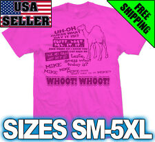 ★Hump Day Camel ~ Funny Geico T-Shirt Commercial Camel ~ Small thu 5XL Wednesday