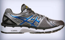 Asics Gel Kayano 19  T300N 9759 Titanium Royal Black  Men's Running Sneakers