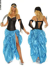 !NEW! SEXY MADE TO ORDER 7PC PIRATE LEATHERETTE CINCHER HALLOWEEN COSTUME