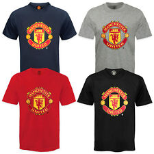 Manchester United FC Official Gift Kids Crest T-Shirt (RRP £11.99!)
