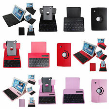 Samsung Galaxy Tab 2 10.1 P5100/P5110 360 Bluetooth Keyboard Leather Case/Cover