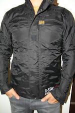 G STAR RAW New Recolite Jacket, black nylon, NEW with tags