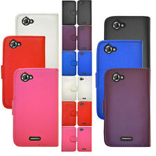 6 Colour New Flip Wallet Phone Case Cover For Samsung Galaxy S3 S III Mini 18190
