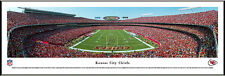 Kansas City Chiefs Arrowhead Stadium Panoramic Photo Picture End Zone NEW