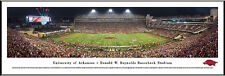 Arkansas Razorbacks Donald W. Reynolds Stadium Panoramic Photo NEW