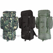 65 LTR AIRJET RUCKSACK Camping Hiking Army Cadet Bergen Military Backpack Hiking
