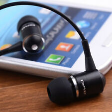 awei Q3I in ear high quality bass headphone earphone for phone /tablet pc
