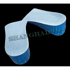 Silicone Height Insole Increase Heel Lift Inserts Gel Jelly Elevator Shoe Pads