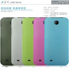 For HTC Desire 300 301E 1 Nice Shield Case Semi Clear Frosted Slim Skin Cover