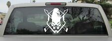 Halo Legendary Logo Sticker Halo Decal Window Wall Decal - Choose Size and Color