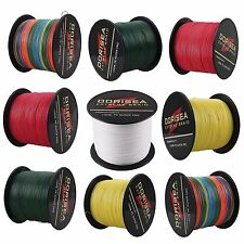 1000M Agepoch Super Strong Dyneema Spectra Extreme PE Braided Sea Fishing Line .