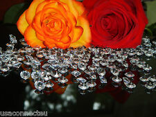 Clear Wedding Table Scatter Crystal Diamonds Decoration Choose Size And Quantity