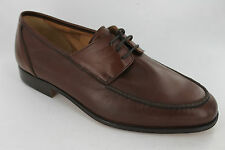 Men Grenson Shoes Dark Brown Lamb Nappa Fitting - Fx Style - Verona