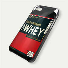 Whey Protein Gold Standard 100% for iPhone 5 / iPhone 5s Case Cover