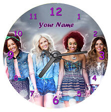 Little Mix - Koolart CD Clock - Desktop - Free Stand - Can be personalised