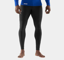 Under Armour UA Mens EVO ColdGear Compression Leggings BLACK 1221714