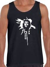 NW MEN'S PRINTED CHE GUEVARA REVOLUTION FUNNY HIPSTER GYM MMA TANK TOP SHIRT