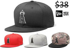 Oakley Los Angeles Anaheim Angels Men New Era 9Fifty Snapback Baseball Hat Cap