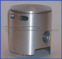 Piston / Piston kit FB MINARELLI 80 Cross Chromed Cylinder. K6 Pin 12 (0578)