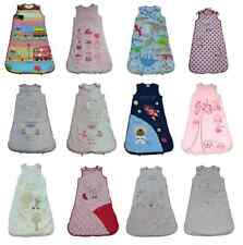 Pitter Patter Baby Boy and Girl Sleeping Bag Snuggle Bag 6-12 12-18 18-24 Months