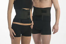 ELASTIC Medical THERMAL NEOPRENE BACK SUPPORT BELT Fitness Trimming Sciatica