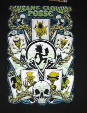 """ICP Insane Clown Posse """"Cards""""  T-Shirt Officially Licensed Mighty Death Pop"""