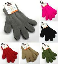 Kids Boys Girls Winter Magic Gloves - Assorted Colours Insulated Thermal Gloves