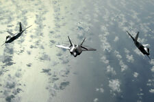 """""""Fighter Jets Flying Above Clouds"""" Canvas or Print Wall Art"""