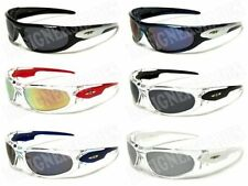 XLOOP DESIGNER SUNGLASSES SPORTS GOLF CYCLING FISHING WRAP MENS XL12