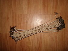 25  Candle Wicks - Candle Making Supplies
