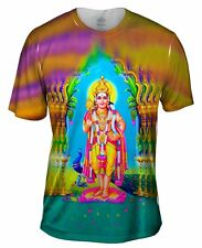 "Yizzam - India - ""Muruga Hindu God""-  New Men Unisex Tee Shirt"
