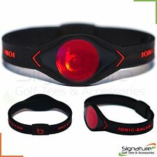 Ionic Balance Cerberus Ltd Edition Power Tourmaline Negative Ion Band Wristband