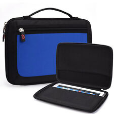 """Kroo B1 Semi Hard Universal EVA Briefcase Cover Sleeve Guard for 9.7"""" Tablets"""