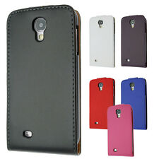 Samsung Leather Flip Cover Case Sleeve Pouch for Galaxy S5 i9600 S4 i9500 S3 S2