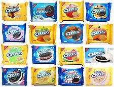 Nabisco OREO Chocolate Sandwich Cookies ~ U-PICK Flavor ~ Snack Kids Party NEW