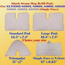 Shark Euro Pro Steam Mop Pads Replacement S3101 S3250, S3901 S3601 S3501 XLT3501