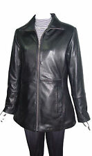 Big Woman & All Size 4186 Fitted Best Clean Leather Jacket Clothing Womens Fashi